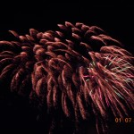 Canada Day Fireworks Celebration 2011
