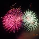 Canada Day Fireworks Celebration 2011